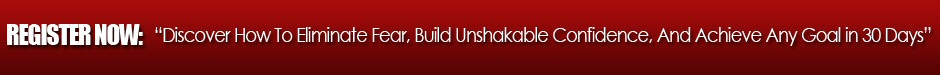 How To Build Unshakable Confidence Webinar